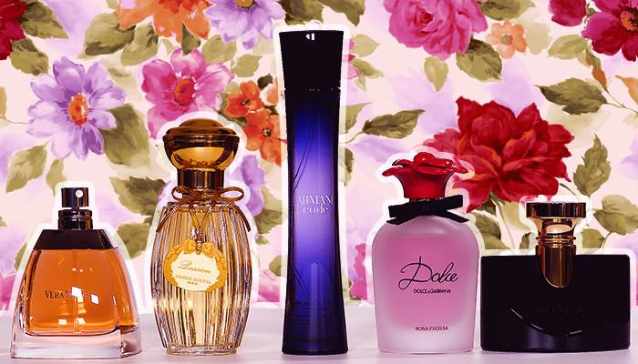 Как использовать парфюм в жару