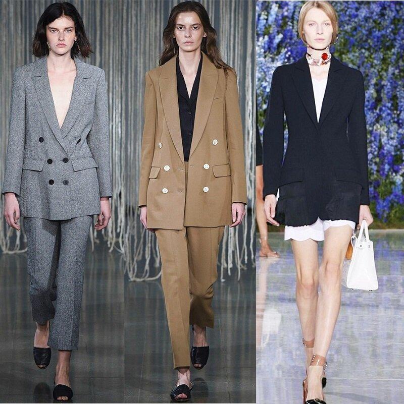Обязательные вещи для гардероба весна-лето 2020