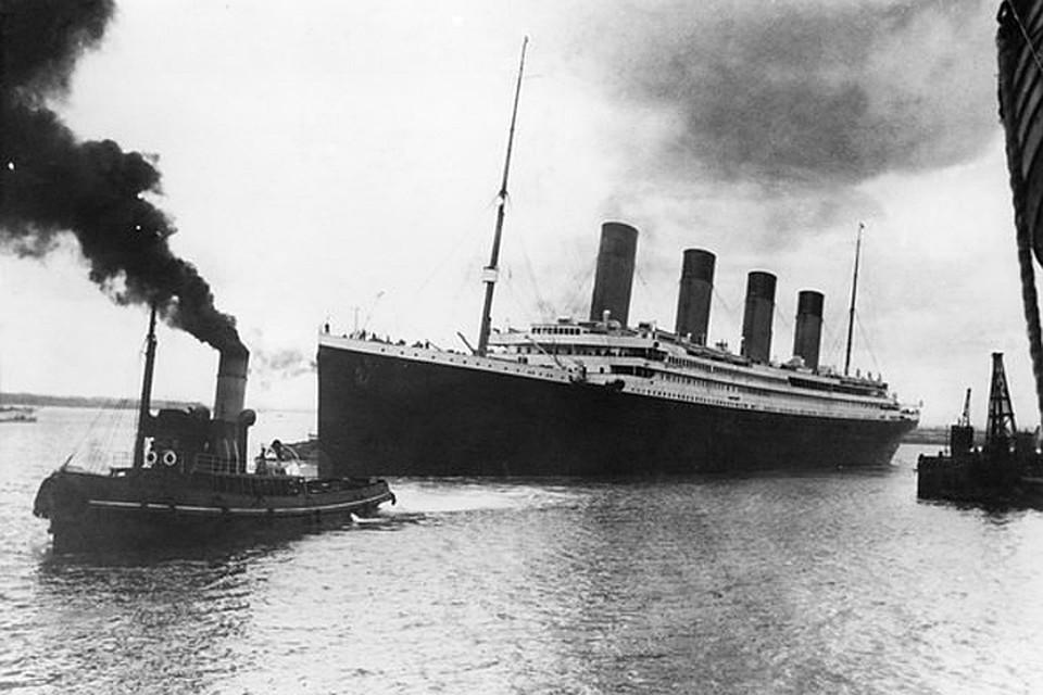 Факты о Титанике, которые Вы могли не знать