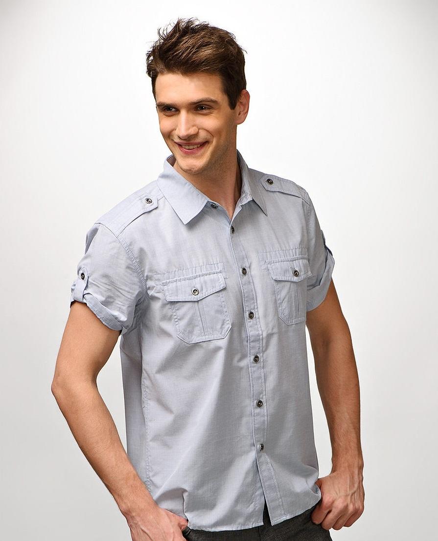 Ода рубашкам с коротким рукавом