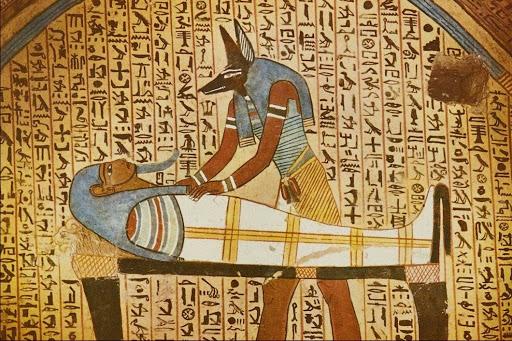Чем питались древние египтяне