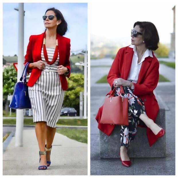 Как одеться в 60 лет, чтобы не выглядеть молодящейся старушкой