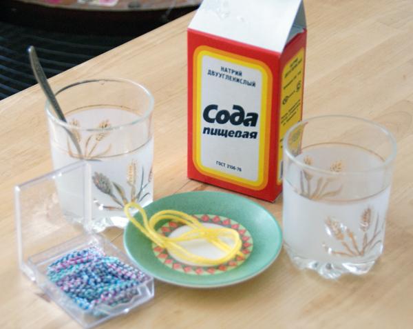 7 хитростей с содой, которые могут облегчить жизнь