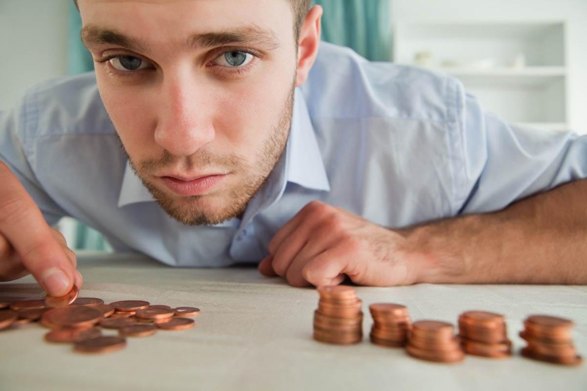 Что не стоит делать людям, имеющим проблемы с финансами